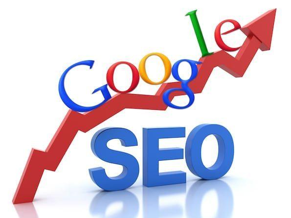 Bild på Google SEO