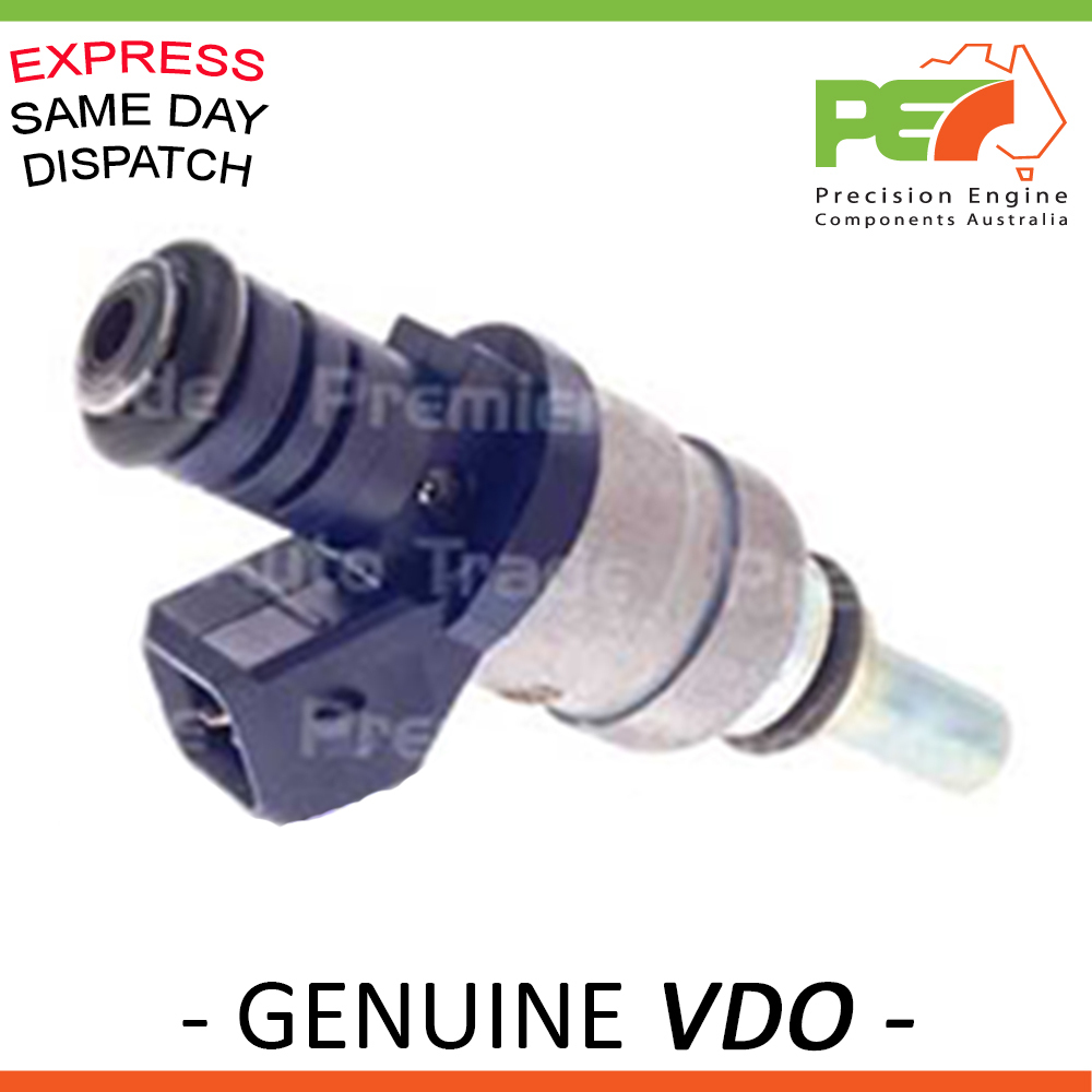 medium resolution of brand new vdo fuel injector for bmw 330i e46 m54b30 6 cyl efi
