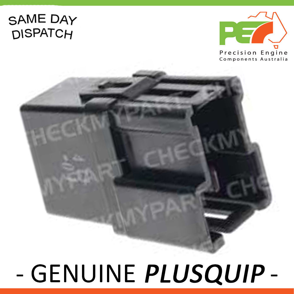 hight resolution of details about new plusquip headlight relay for mitsubishi triton mk 4d ute 4wd