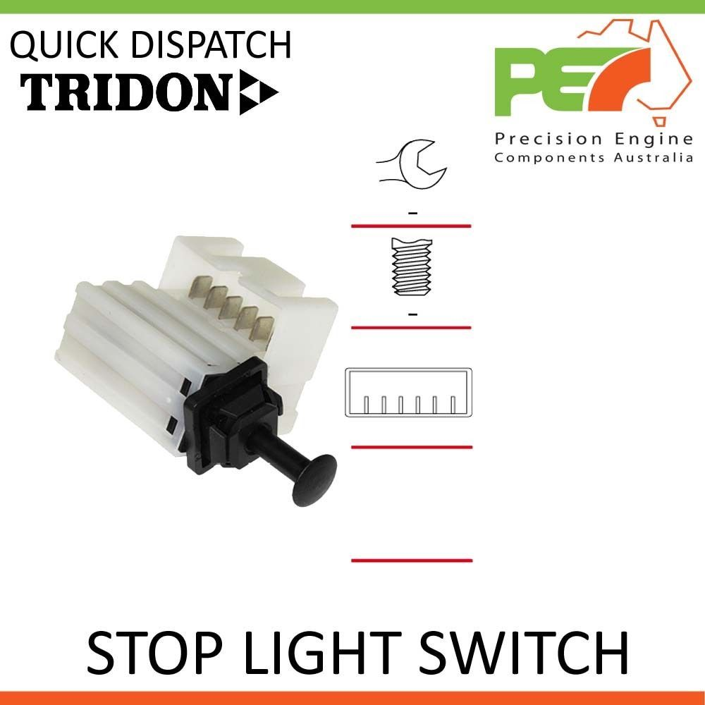hight resolution of details about new tridon stop brake light switch tbs for dodge ram 1500 5 9i 5 9l