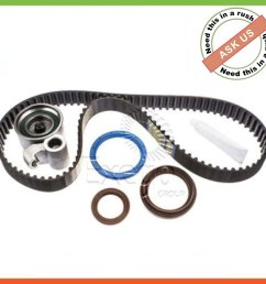 details about new oem quality timing belt kit for toyota hilux surf kzn185 3 0l 1kz te [ 1000 x 1000 Pixel ]