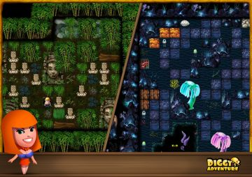 diggy s adventure pixel