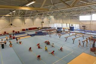 Sportstarz  Locaties