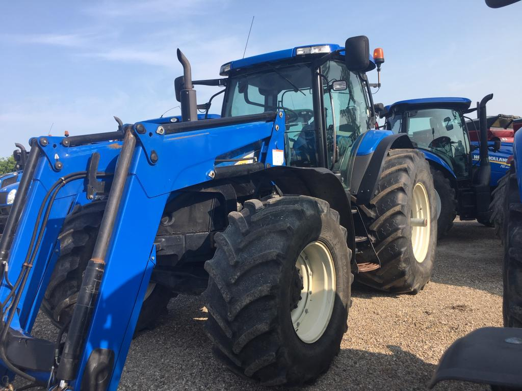 hight resolution of 2009 new holland t7070 tractor