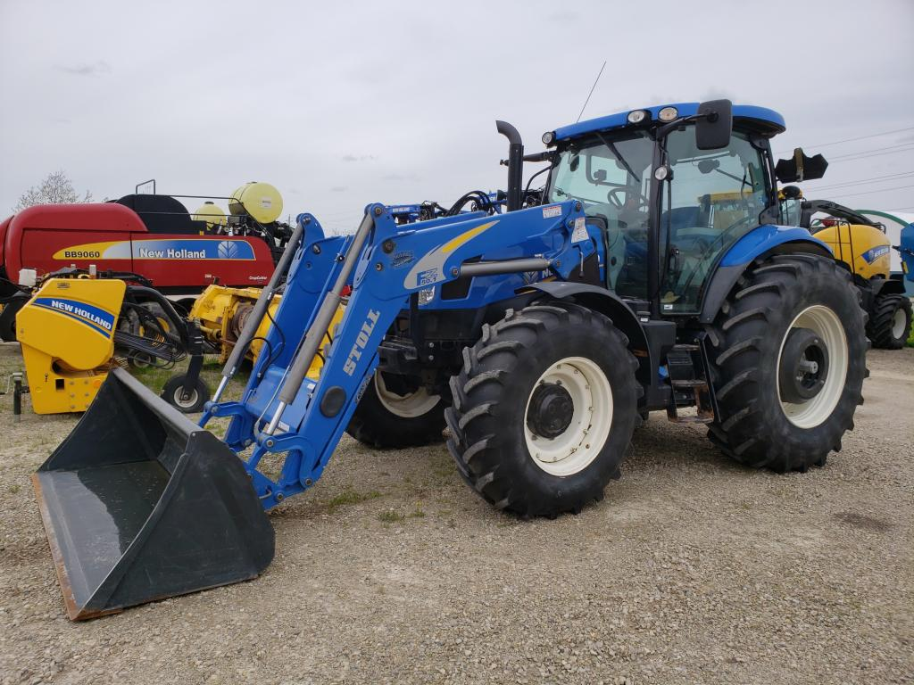 hight resolution of 2014 new holland t6 175 tractor