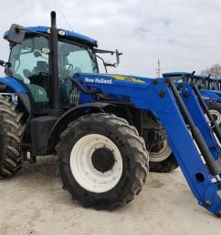 new holland t7 200 tractor [ 1024 x 768 Pixel ]