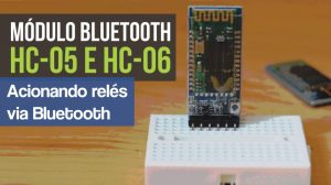 HC-05 MÓDULO BLUETOOTH