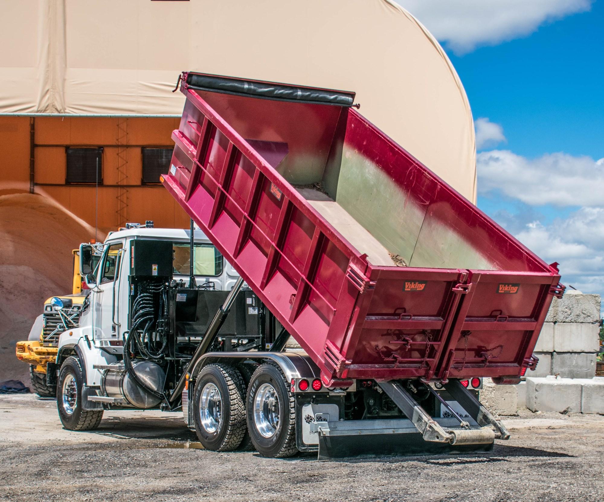 hight resolution of roller pro dumpster