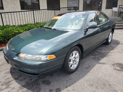 small resolution of 2001 oldsmobile intrigue gx