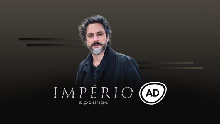 Logo do resumo semanal da novela Império