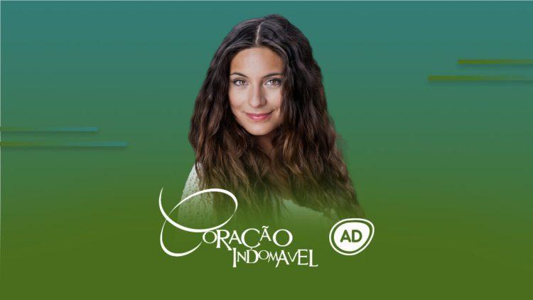 Logo do resumo diário da novela Coração Indomável