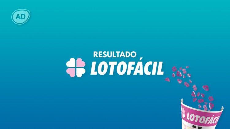 Logo do Resultado da Lotofácil