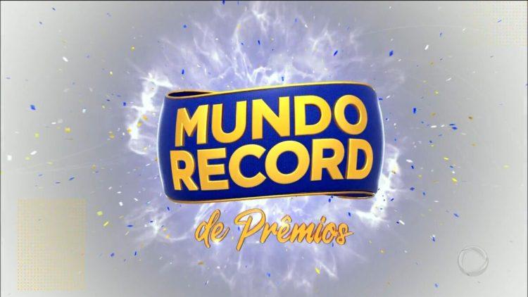Logo do Mundo Record de Prêmios