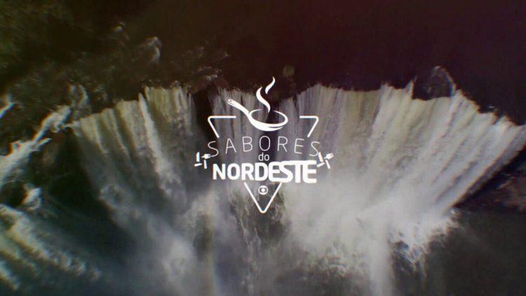 Logo do programa Sabores do Nordeste da TV Globo