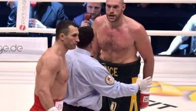 Photo of Fury kampion Bote, zbret nga froni Klitchkon