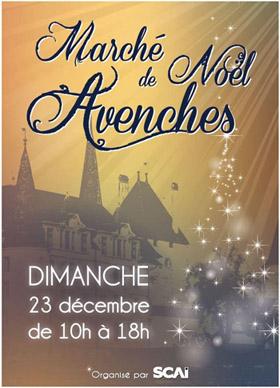 Marché de Noël Avenches