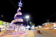 Natal em Canaã dos Carajás