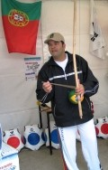 Capoeira Mogadouro nos Gorazes