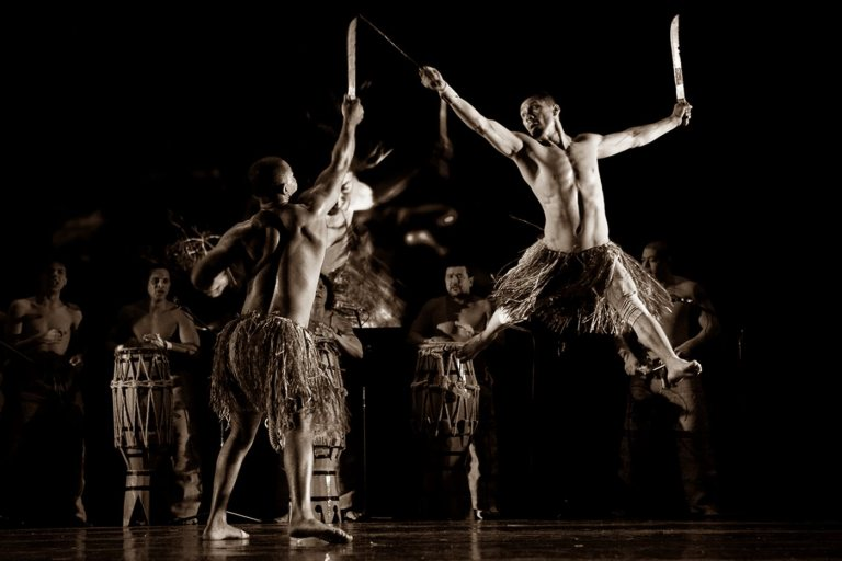 Portal Capoeira Maculelê Maculelê, Puxada de Rede e Samba de Roda