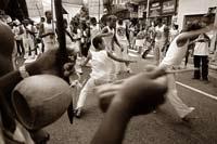 Projeto que usa capoeira como meio de inclusão social é lançado em Brasília