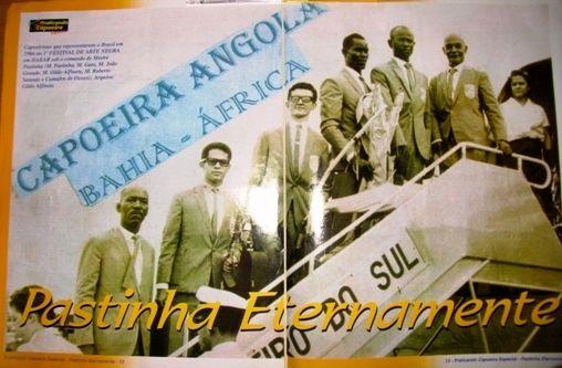 Portal Capoeira Pastinha... da Bahia à África - 1966 Publicações e Artigos