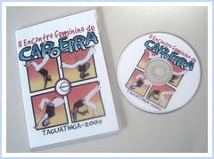 Portal Capoeira DVD II Encontro Feminino de Capoeira em Taguatinga-DF Capoeira Mulheres