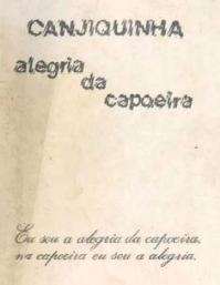 Portal Capoeira Canjiquinha: A alegria da Capoeira Publicações e Artigos