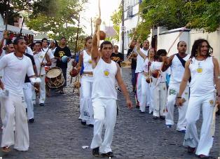 Portal Capoeira Recife: Bloco do Berimbau Eventos - Agenda
