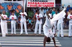 """Portal Capoeira Barra Mansa - RJ: """"Campanha Abada-Capoeira Sangue Bom"""" Cidadania"""