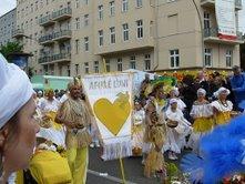 Berlim, Alemanha: Afoxé Loni comemora 10 anos