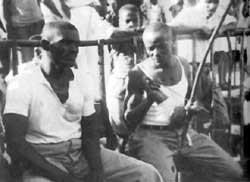 Coletânea de videos sobre Mestre Bimba