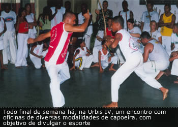 Itabuna: VII Encontro de Capoeira Escolar