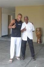 Portal Capoeira Mestre de Capoeira, aos 67 anos, é homenageado na TATAME Curiosidades