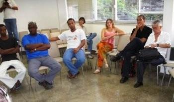 Portal Capoeira Aconteceu: Reunião da Federação Fluminense de Capoeira Eventos - Agenda