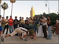 Portal Capoeira Capoeira conquista adeptos no mundo árabe Notícias - Atualidades