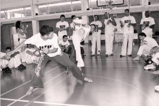 Portal Capoeira Encontro de Capoeira na Universidade de Aveiro Eventos - Agenda