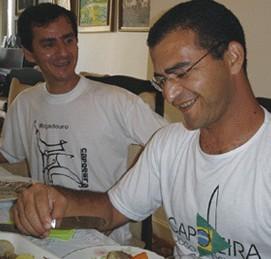"""Portal Capoeira ONG """"Casa da Capoeira"""" quer disseminar o jogo em Bauru Notícias - Atualidades"""
