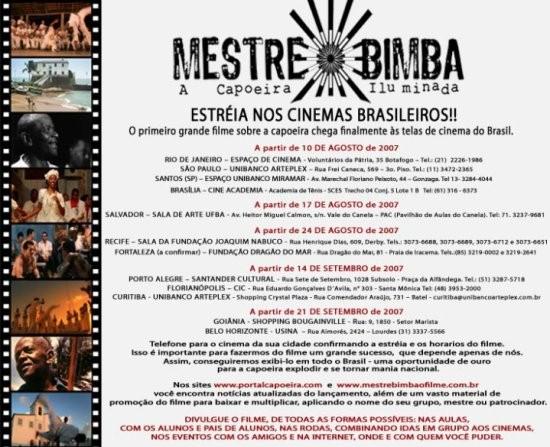 BESOURO BAIXAR DE CAPOEIRA FILME