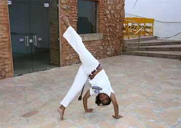 Portal Capoeira Baiana defende título mundial Notícias - Atualidades