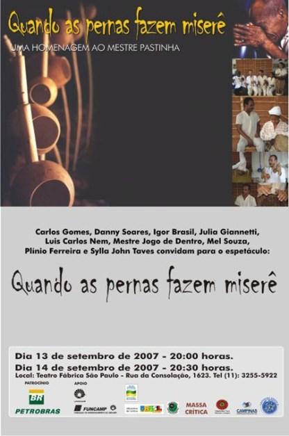 Arquivo De Pastinha Page 7 Of 15 Portal Capoeira