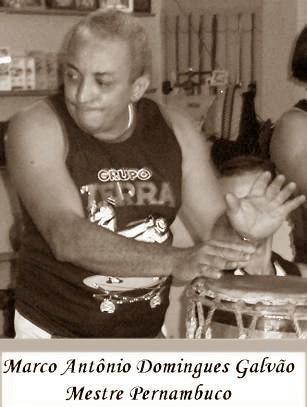 Portal Capoeira RJ: Mestre Pernambuco acometido por um aneurisma cerebral Notícias - Atualidades