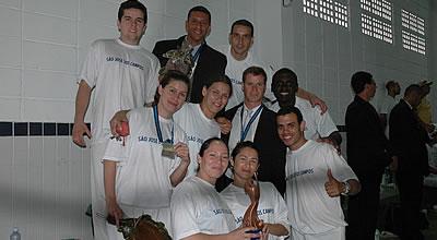 Portal Capoeira São José dos Campos: Luta Olímpica e Capoeira conquistam 10 medalhas Notícias - Atualidades