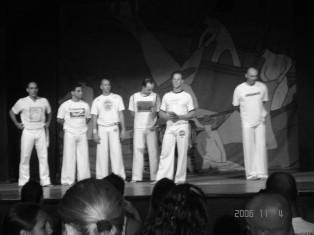 Portal Capoeira II Mosaico Integrado de Capoeira em Florianópolis Eventos - Agenda