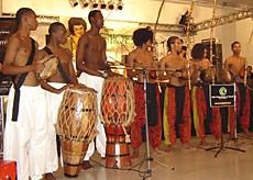 Portal Capoeira Kina Mutembua faz sucesso com o grupo TEIA de Minas Eventos - Agenda