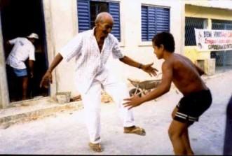 Portal Capoeira Rio Preto: Velhice com ginga e saúde Cidadania