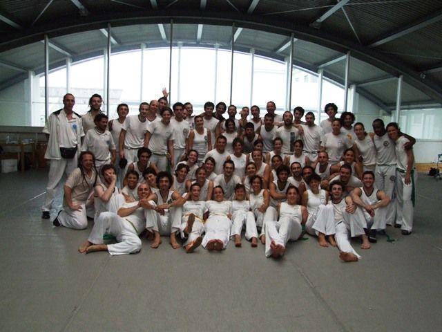 Portal Capoeira Molinha, a Historia é feita por pessoas comuns!!! Capoeira Mulheres