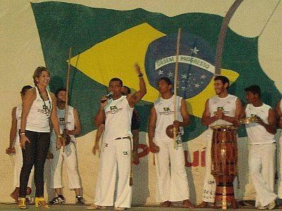 Portal Capoeira Raízes do Brasil realiza IX Batizado de Capoeira em Luzilândia. Eventos - Agenda
