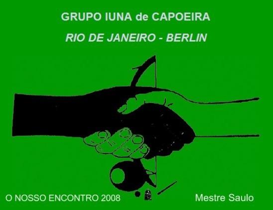 Berlim: O NOSSO ENCONTRO 2008