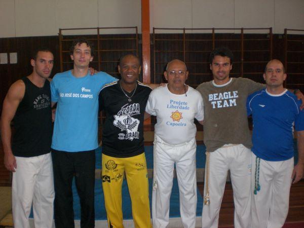 Portal Capoeira Aconteceu: Clínica de Movimentos Acrobáticos de Capoeira e Ginástica Olímpica Eventos - Agenda