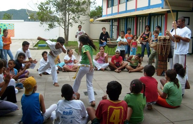 Portal Capoeira Ginga Moleque promove terceiro batizado de capoeira nas comemorações de aniversário de Itajaí Eventos - Agenda